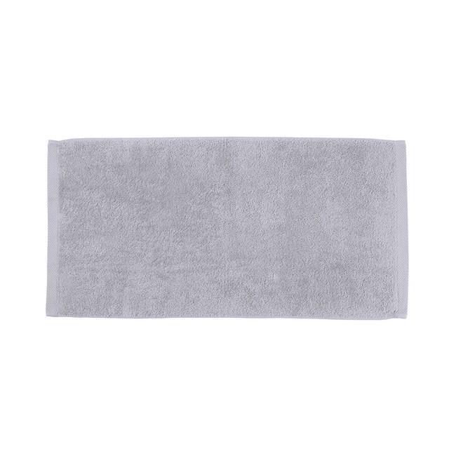 HOLA 土耳其純棉毛巾灰40x80cm