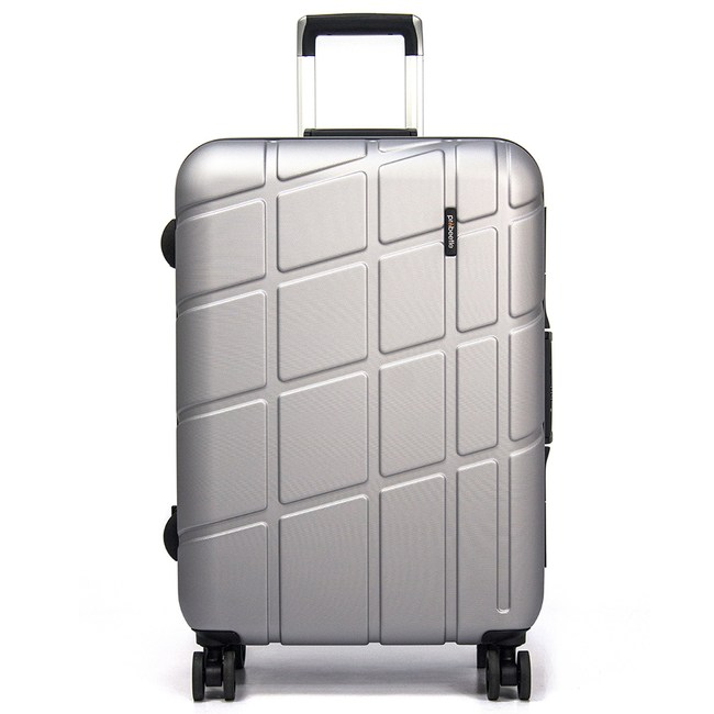 eminent萬國通路-24吋Probeetle系列鋁框行李箱亮鋁