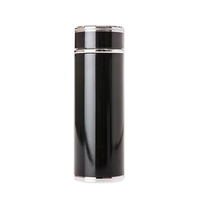 AWANA和風陶瓷廣口瓶320ml-黑