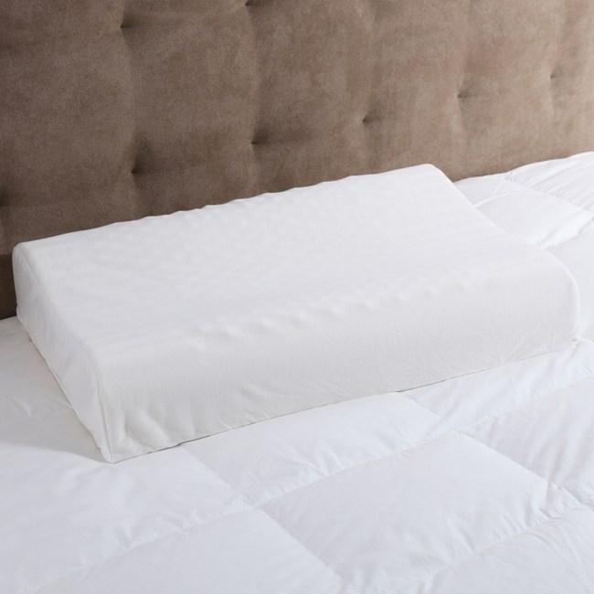 泰國 Natural Latex乳膠枕 曲線型