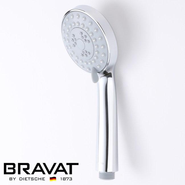 (組)BRAVAT 新月三段式蓮蓬頭-2入