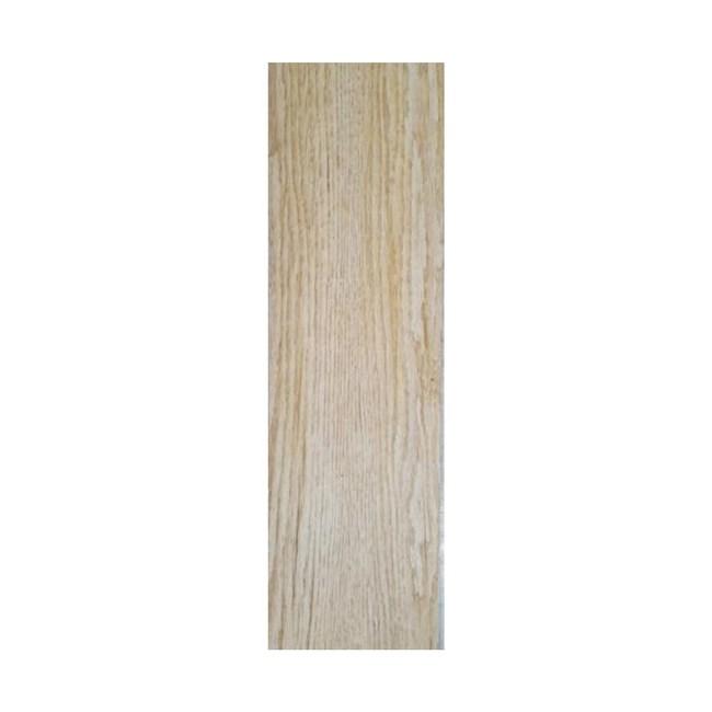 防水卡扣塑膠地板 6x36吋 淺枕木 0.5坪