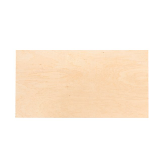 椴木板 厚度5mm 90x45cm