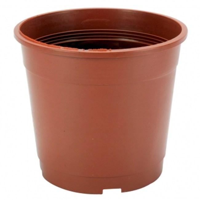 L037 5寸栽植盆(磚紅)