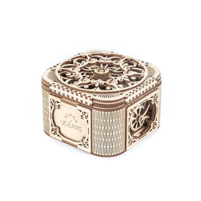 DIY材料包-Ugears 珠寶盒