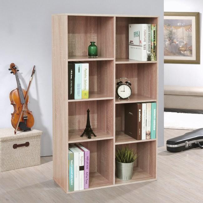 【Hopma】經典書櫃/收納櫃-淺橡木