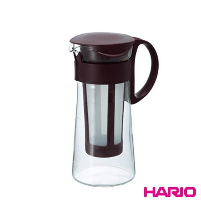 【HARIO】迷你冷泡咖啡壺600ml MCPN-7CBR