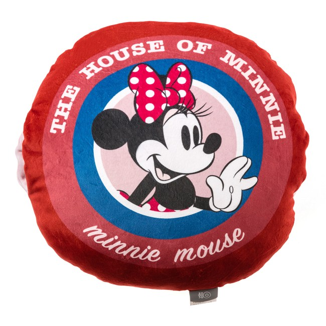 HOLA 迪士尼系列 造型手插枕 米妮 MINNIE Walt Disney