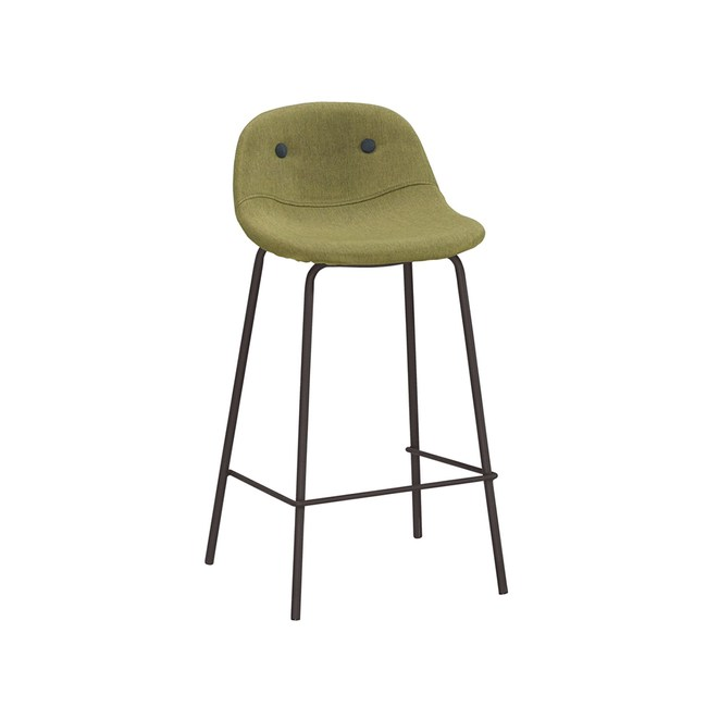 華爾斯低吧椅(綠)