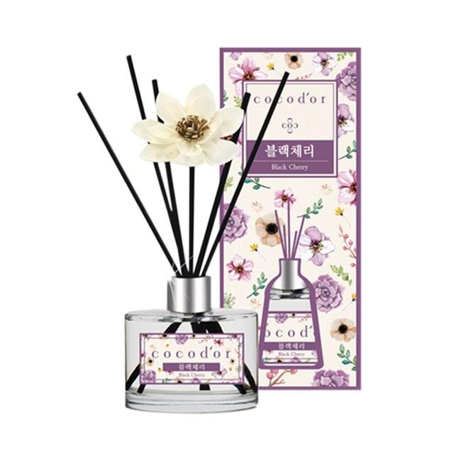cocodor洋玉蘭花粉紫櫻室內擴香瓶 彿手柑 200ml(多款味道)
