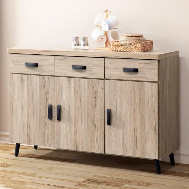 Homelike 爾莎4尺餐櫃