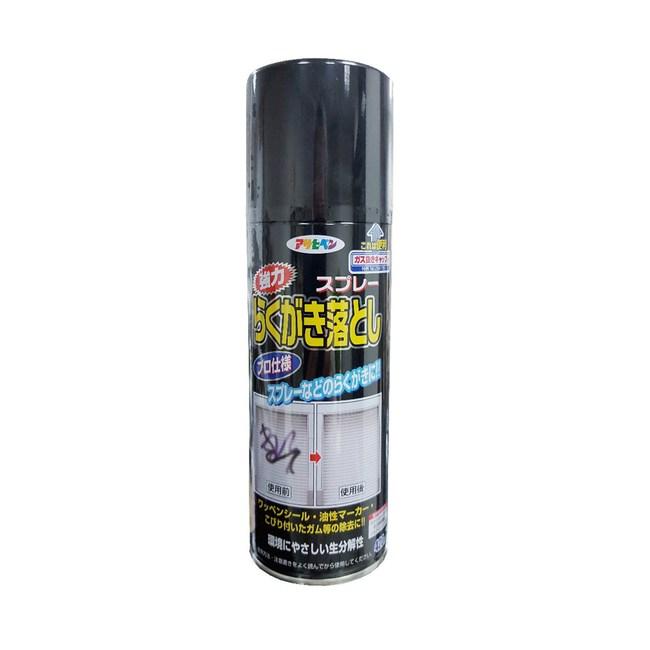 日本製塗鴉 油性筆 貼紙強力去除劑 環保分解性420ml