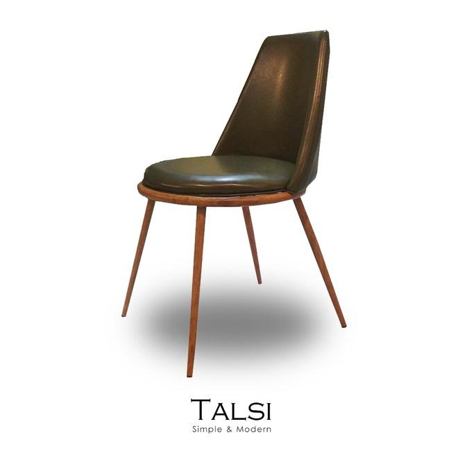 【obis】TALSI塔爾西休閒椅(三色)綠色
