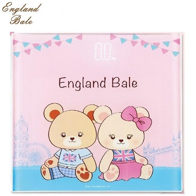 【貝爾熊】電子體重計 EB-BS007