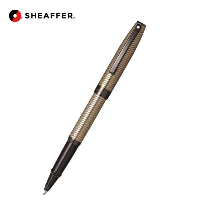 西華SheafferSagaris新飾面鋼珠筆-鈦灰E1948251