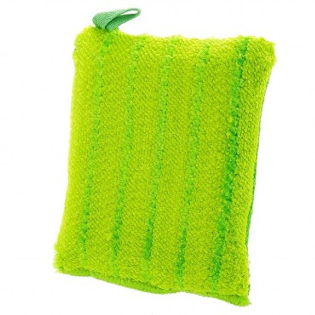 廚房發泡清潔海棉-綠