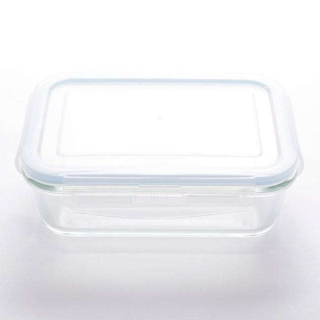多用途耐熱玻璃保鮮盒 850ml
