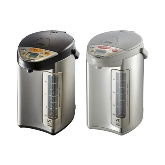 象印 CV-DSF40 4公升超級真空保溫熱水瓶 75%省電真空保溫 黑色