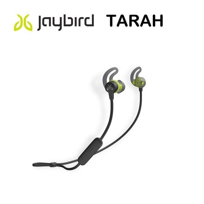 Jaybird TARAH 無線藍牙運動耳機(閃光黑)