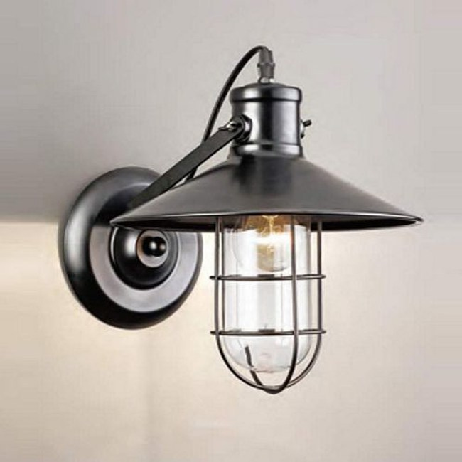 YPHOME 工業風壁燈  FB48484