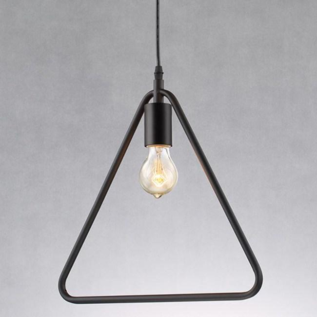 HONEY COMB  三角形工業單吊燈TA4081D