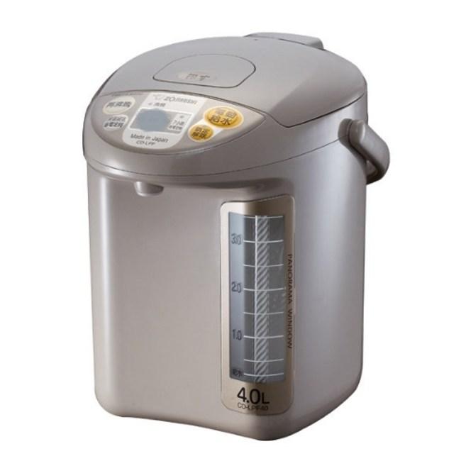 【象印ZOJIRUSH】4L微電腦電動熱瓶 CD-LPF40