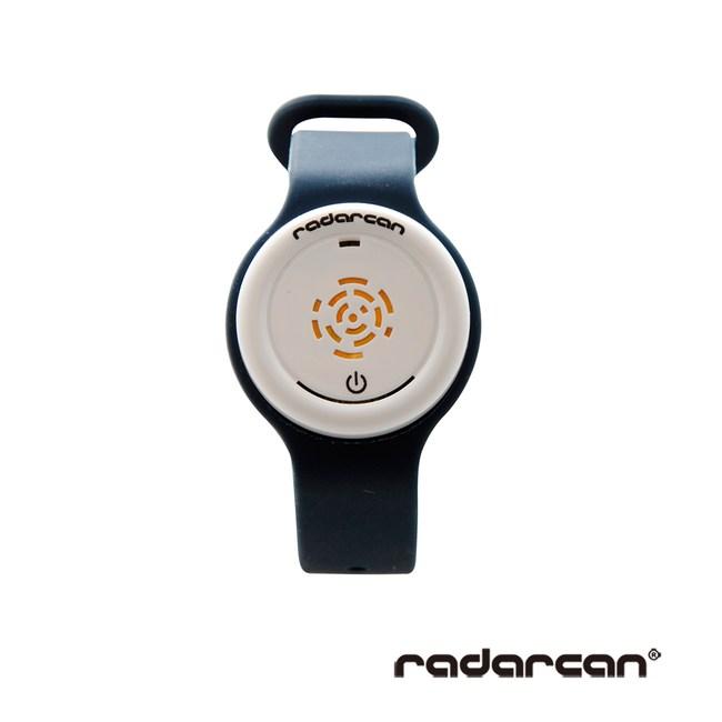 Radarcan。R-100時尚型驅蚊手環PLUS升級版(四色可選)海軍藍