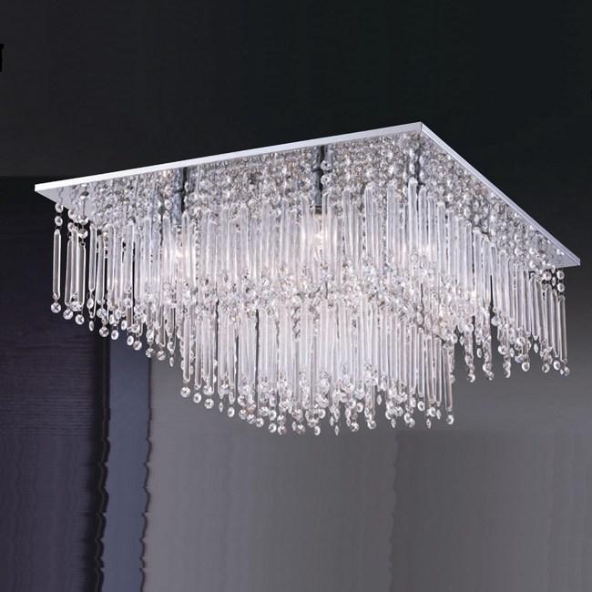 【大巨光】華麗風水晶燈_吸頂燈-中(LW-09-0701)