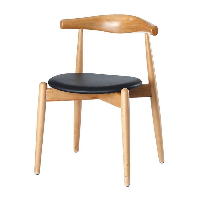 【YFS】珊朵拉餐椅-49x50x79cm(兩色可選)原木