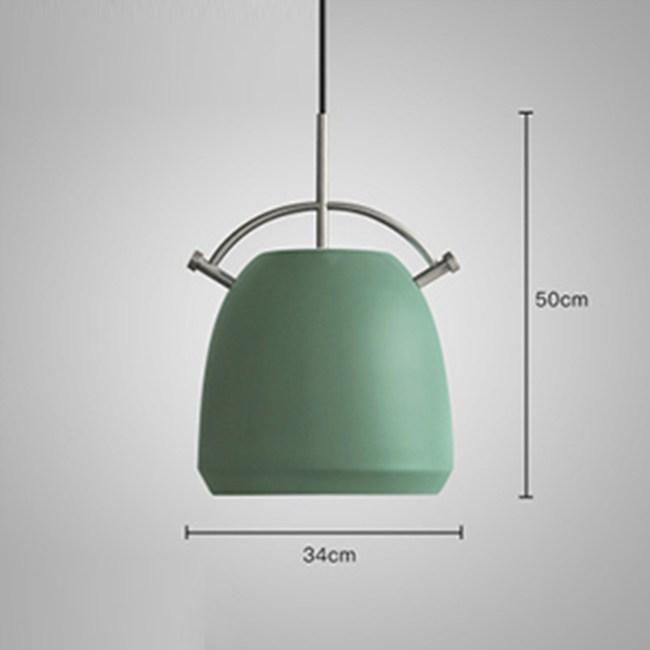 【Honey Comb】馬卡龍設計款單吊燈(GM-1348)