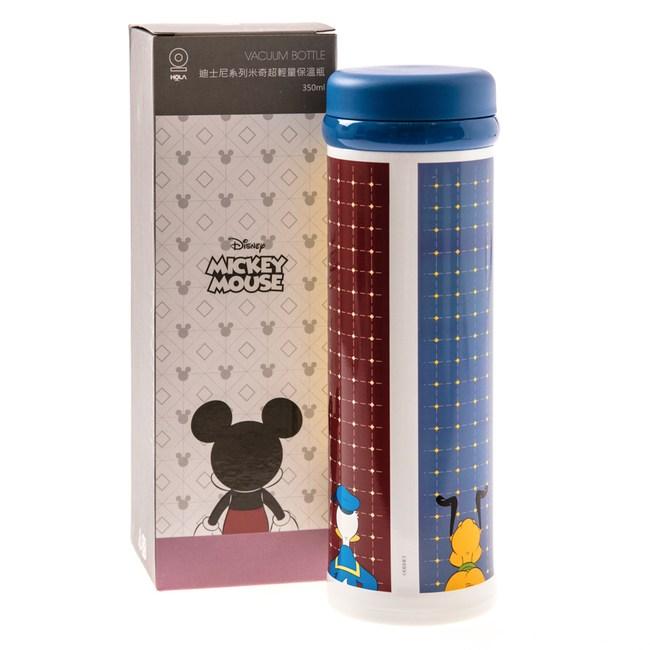 HOLA 迪士尼系列 米奇超輕量保溫瓶 350ml 猜猜我是誰
