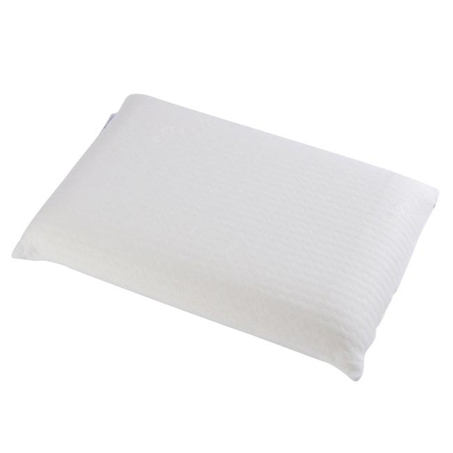 天絲涼爽凝膠記憶枕麵包型 H11CM