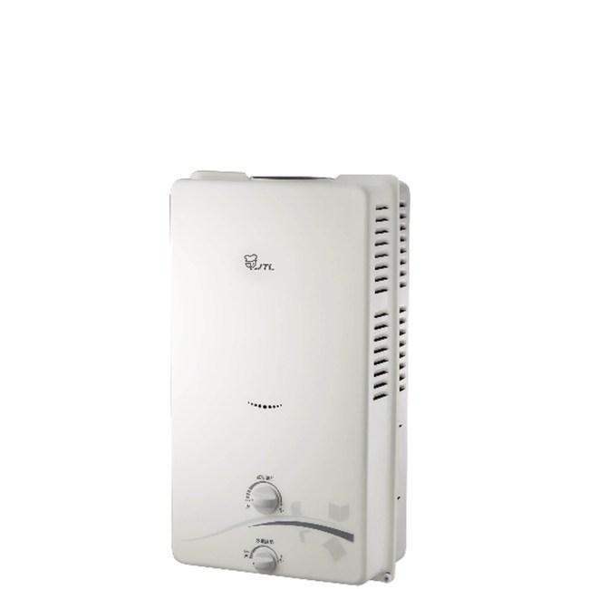 無安裝-喜特麗屋外RF式10公升熱水器天然氣JT-H1012_NG2-X
