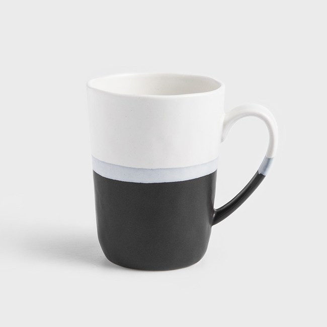WAGA 日式 灰色地帶225ml陶瓷馬克杯