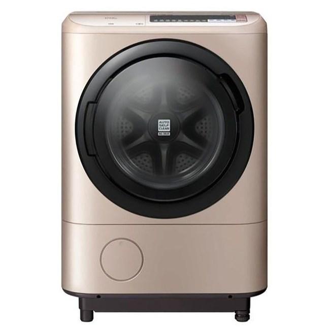 ★加送氣泡水機★HITACHI 日立 12.5公斤 滾筒洗衣機 BDNX125BJ