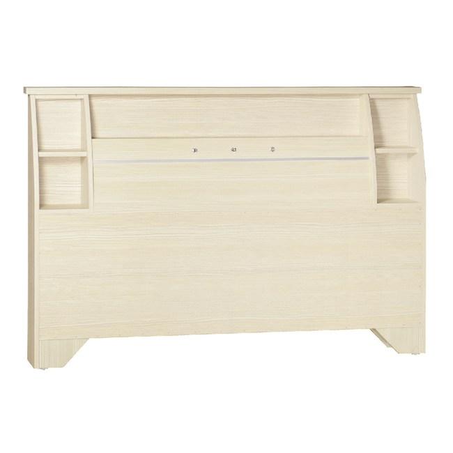 【YFS】賴昂內爾6尺雪松床頭片-185x12x101cm