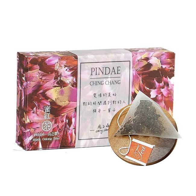 【山之翠X御書房】茶繪聯名系列 不加糖的幸福 蜜紅茶