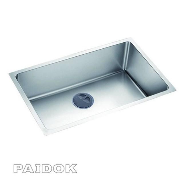 【MIDUOLI米多里】PAIDOK PDK-F303TS 不銹鋼單槽