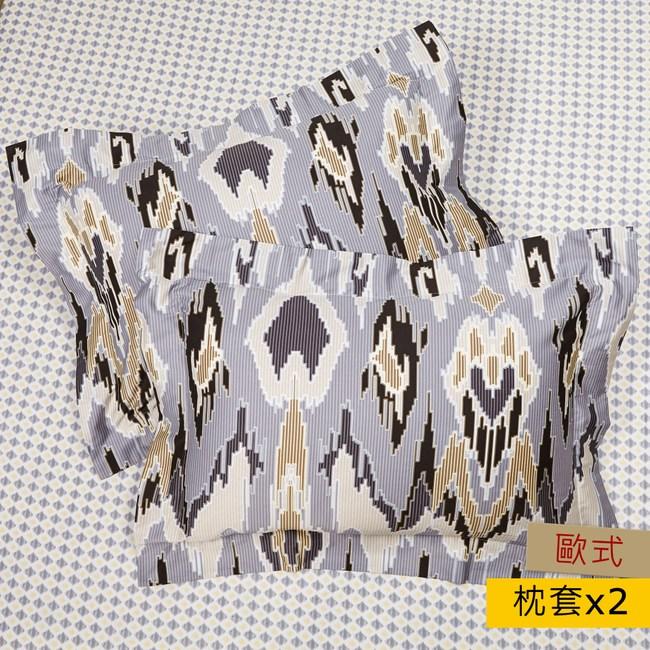 丹吉歐式枕套2入