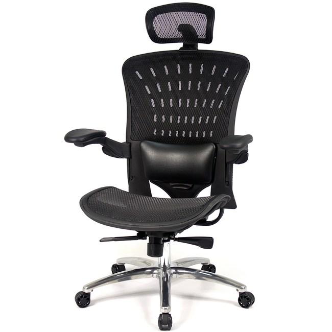 【aaronation】愛倫國度 多功能人體工學電腦椅 - (i-13