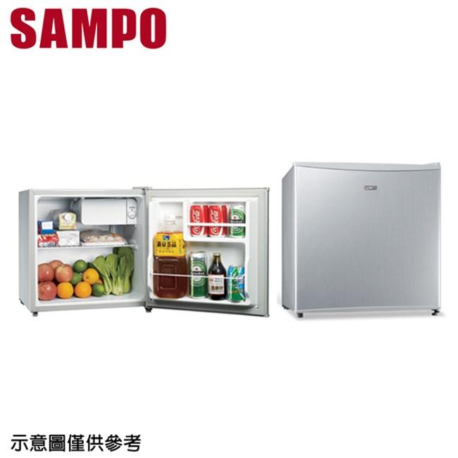 【SAMPO聲寶】47L 單門小冰箱 SR-A05