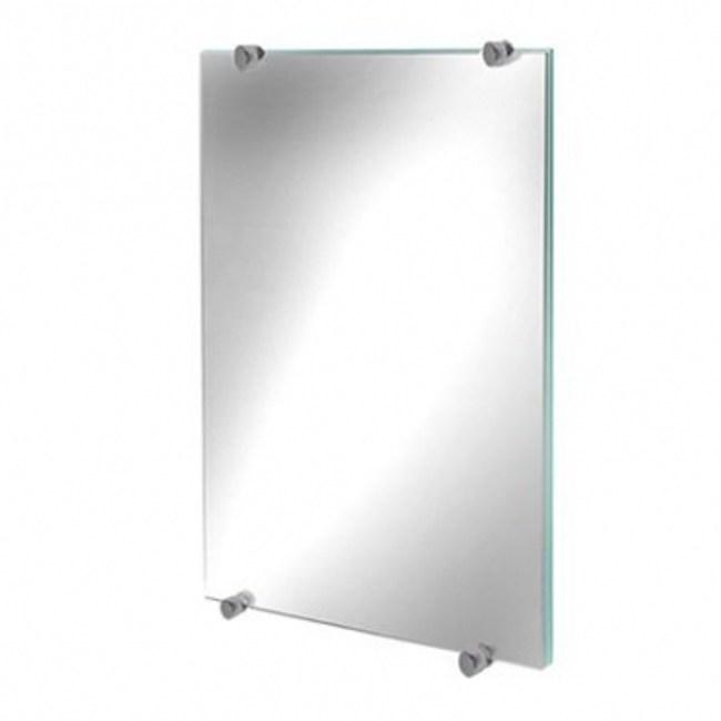 簡約銅掛座磨邊鏡