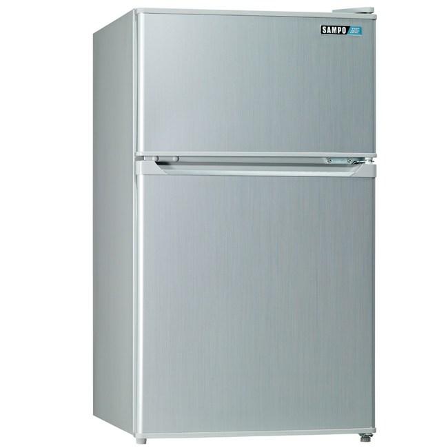 【SAMPO 聲寶】100公升雙門小冰箱SR-A10G