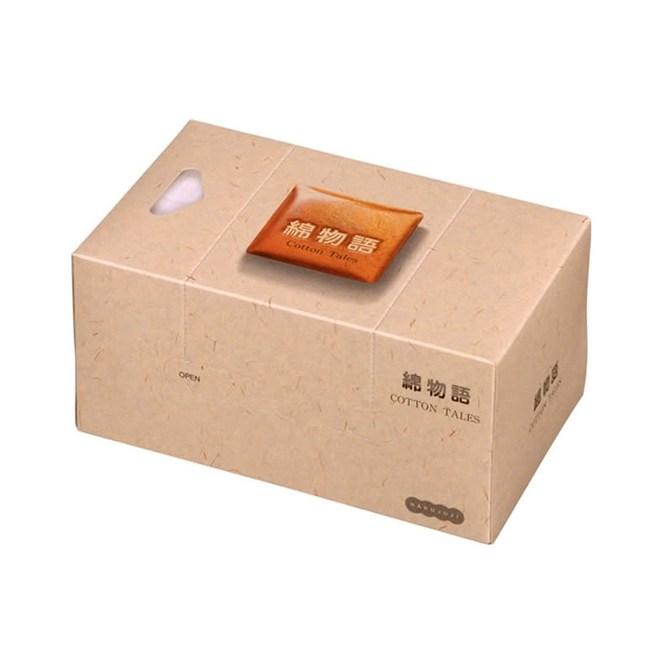 日本白十字綿物語化妝棉90枚-3入組