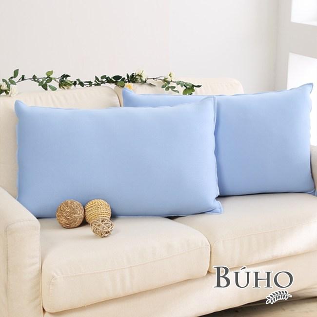 【BUHO】高密度釋壓太空記憶棉枕-中型(2入/組)2入
