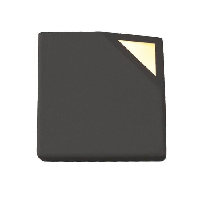 【obis】方塊壁燈(三色)黑色