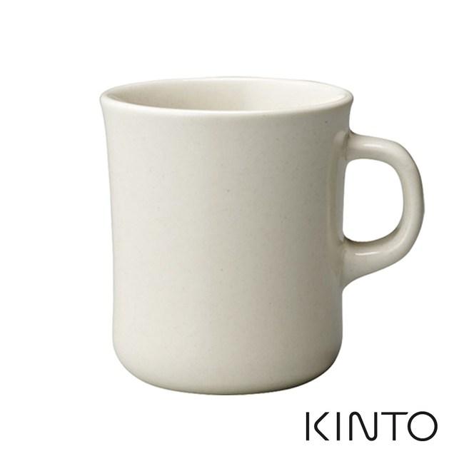 KINTO SCS馬克杯400ml-白