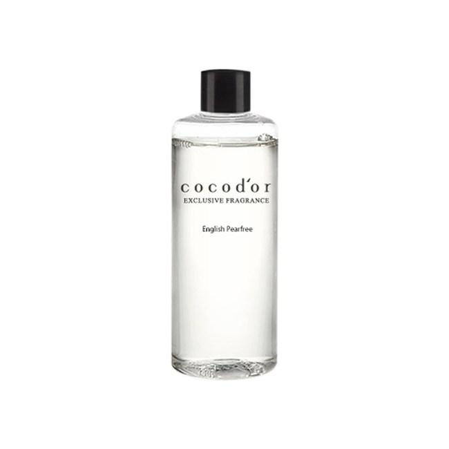 【 Cocodor 】 室內擴香瓶專用補充瓶 200ml  白麝香
