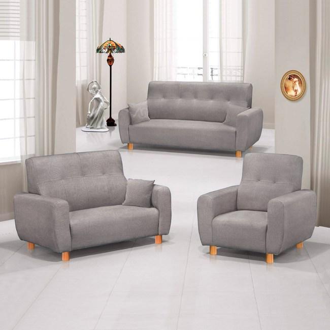 【YFS】Morita貓抓皮1+2+3人座沙發(十三色可選)