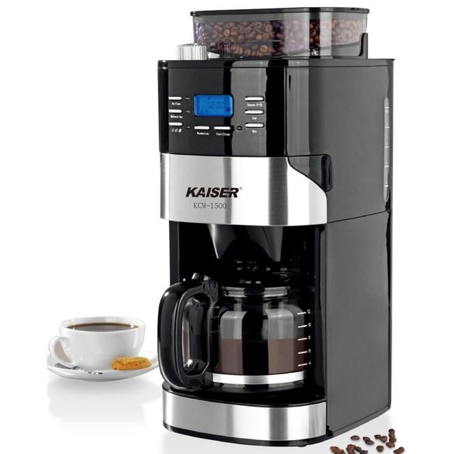 KAISER 威寶錐輪磨豆咖啡機 KCM-1500